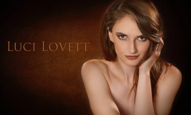 Luci Lovett gets 1st Fetish Awards nomination