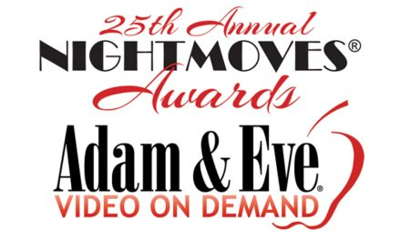 Adam & Eve VOD sponsor NightMoves Awards