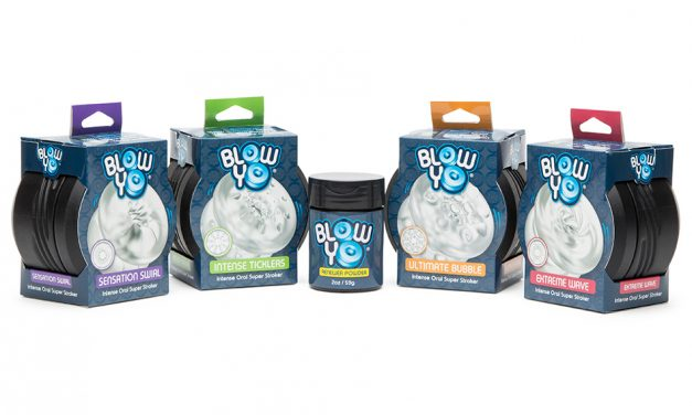 Get blown away with BlowYo oral sex toy