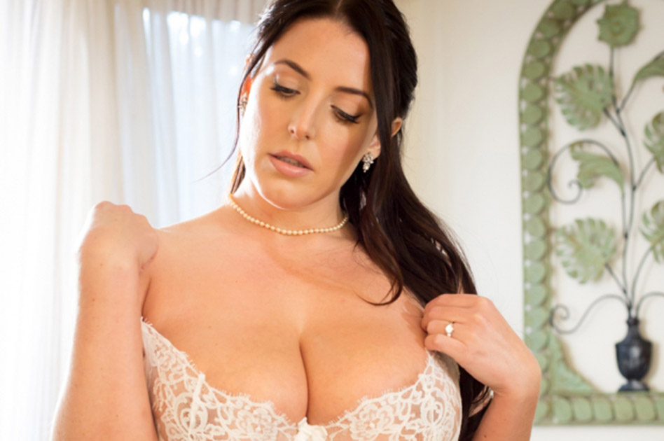 """Angela White and Mona Wales star in """"Forbidden Affairs 8″"""