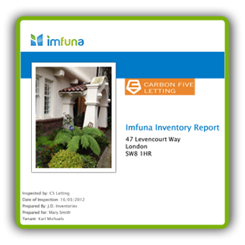 Sample - Full Property Inventory Report