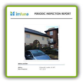 Sample - Periodic Property Inspection Report