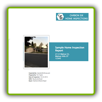 Imfuna Sample Home Inspection Report
