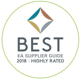 Imfuna is proud to be receive Highly Rated from EA Masters Supplier Guide 2018
