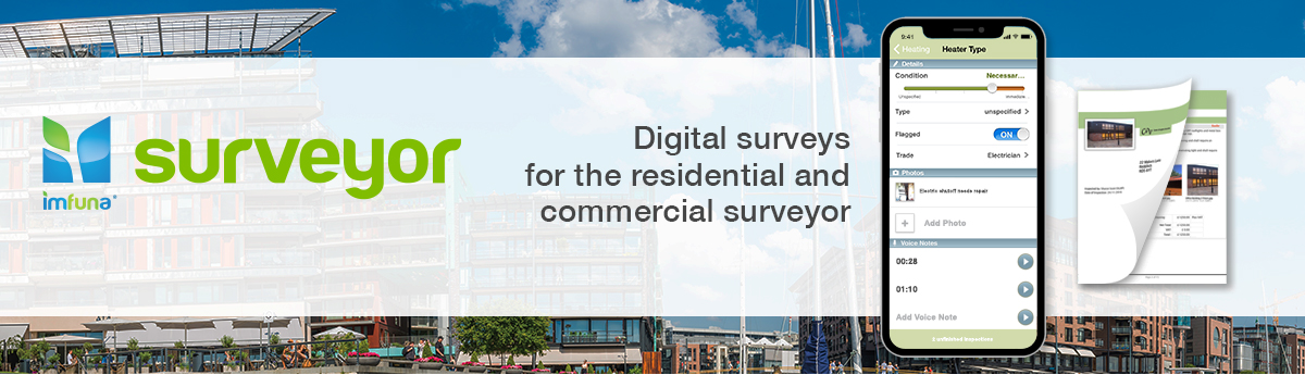 Mobile surveying app for residential surveyors and commercial surveyors