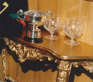 1996: Married Couples Trophy, Doar