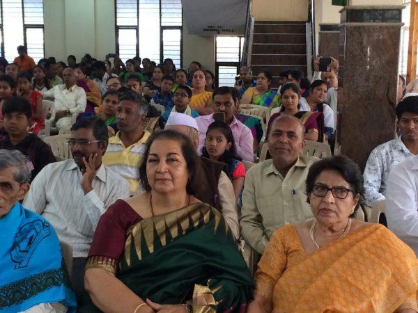 Hindi Prize giving day Bangalore