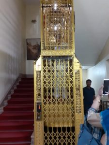 Oldest lift in India