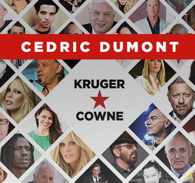 Cedric Dumont | October 2017 | Kruger Cowne Breakfast Club Event Image