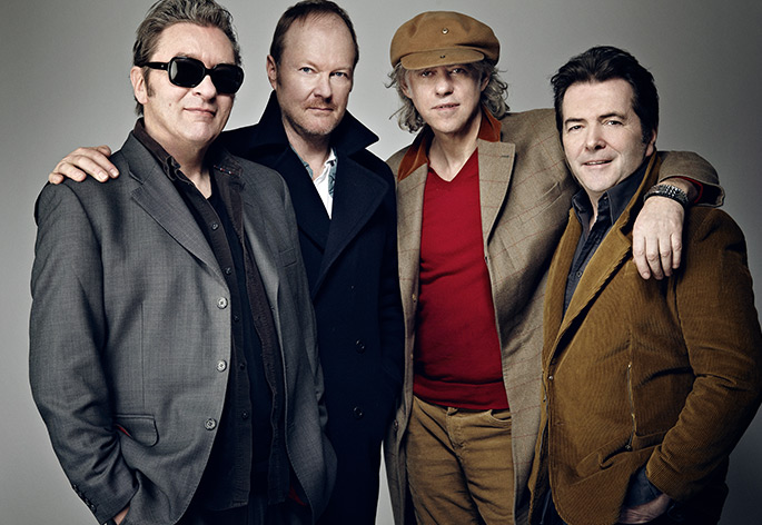 The Boomtown Rats Hero Image