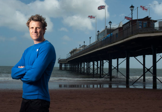 James Cracknell Hero Image