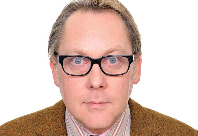 Vic Reeves Hero Image