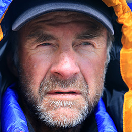 Sir Ranulph Fiennes OBE Image