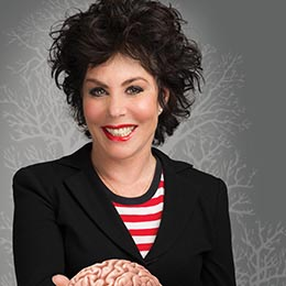 Ruby Wax, OBE