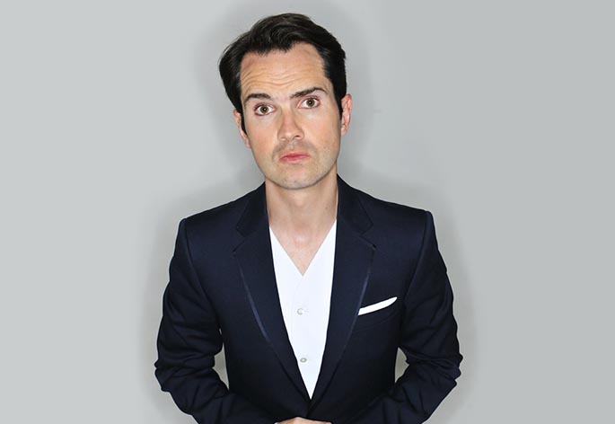 Jimmy Carr Hero Image