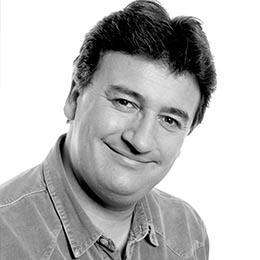Fergal Keane OBE