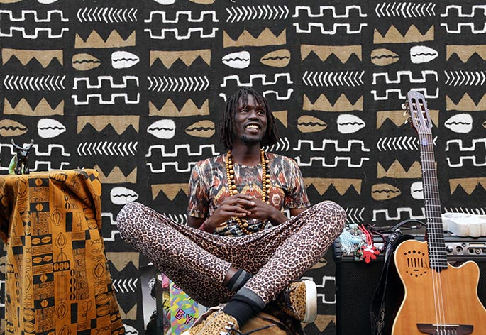 Emmanuel Jal (Music) Hero Image