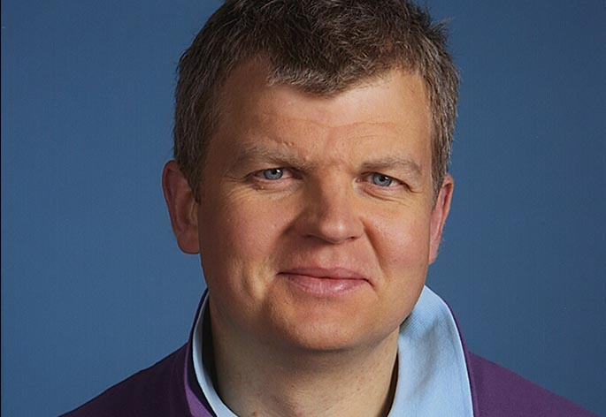 Adrian Chiles Hero Image