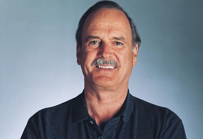 John Cleese Hero Image