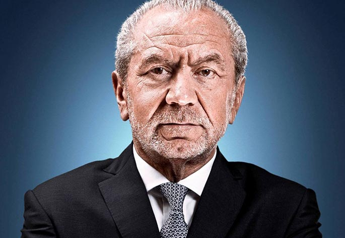 Lord Alan Sugar Hero Image