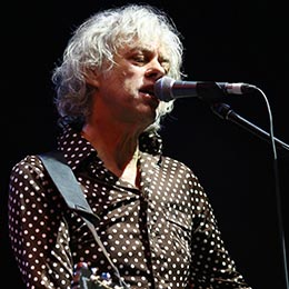 Bob Geldof (Music) Image
