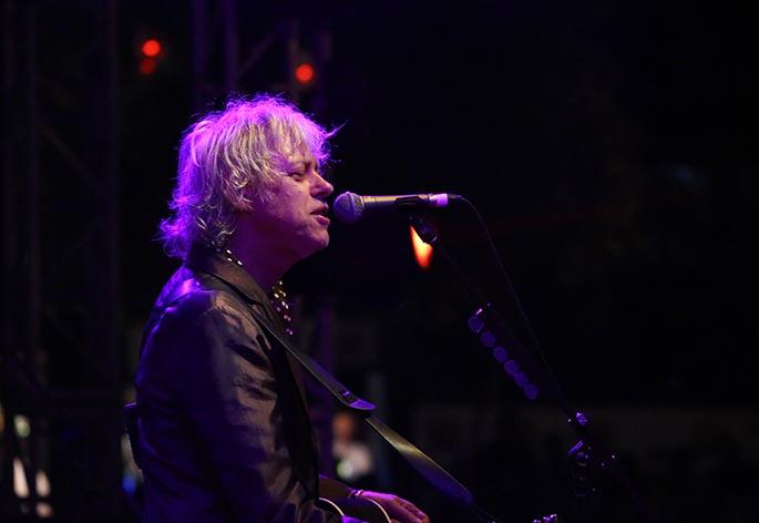 Bob Geldof (Music) Hero Image