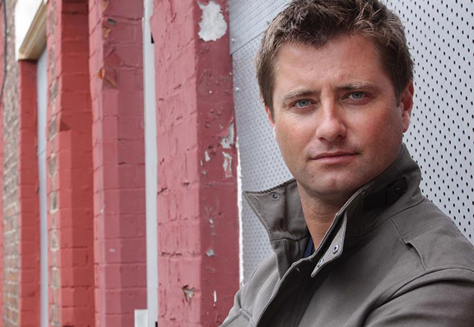 George Clarke Hero Image