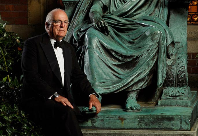 Sir Richard Dearlove Hero Image