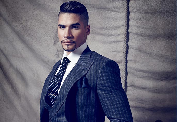 Louis Smith MBE Hero Image