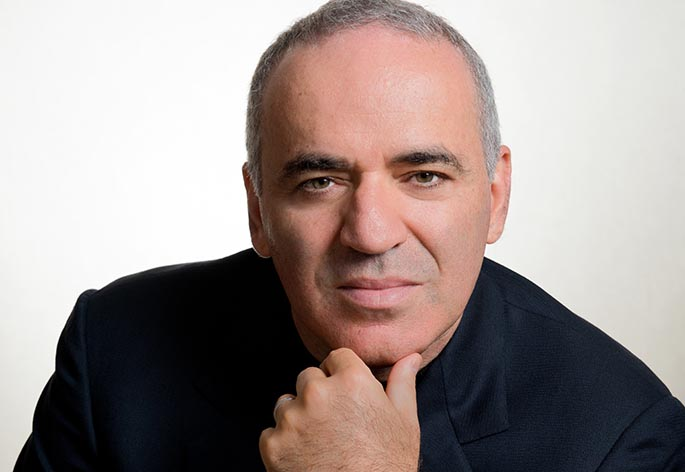 Garry Kasparov Hero Image