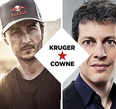 Cedric Dumont & David Rowan | October 2017 | Kruger Cowne Breakfast Club Event Image
