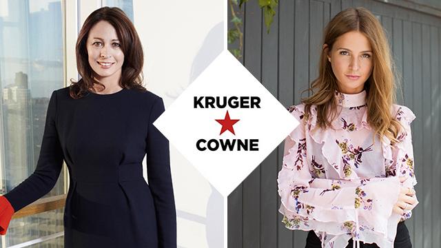 Caroline Rush & Millie Mackintosh | January 2018 | Kruger Cowne Breakfast Club Event Image