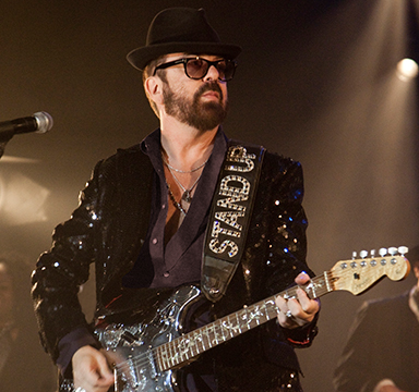 An evening with Dave Stewart | February 2018 Event Image