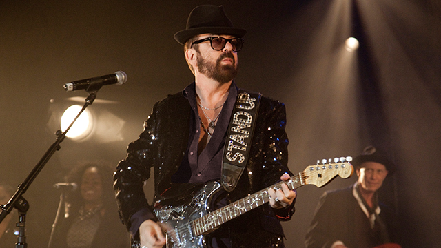 An evening with Dave Stewart   February 2018 Event Image