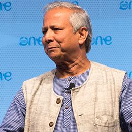 Prof. Muhammad Yunus