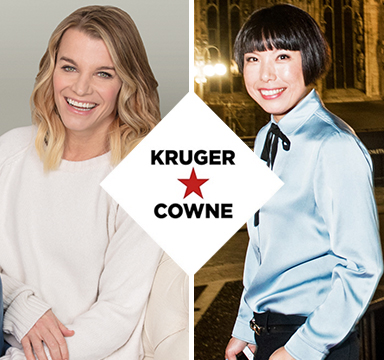 Angelica Cheung & Julie Montagu | June 2018 | Kruger Cowne Breakfast Club Event Image