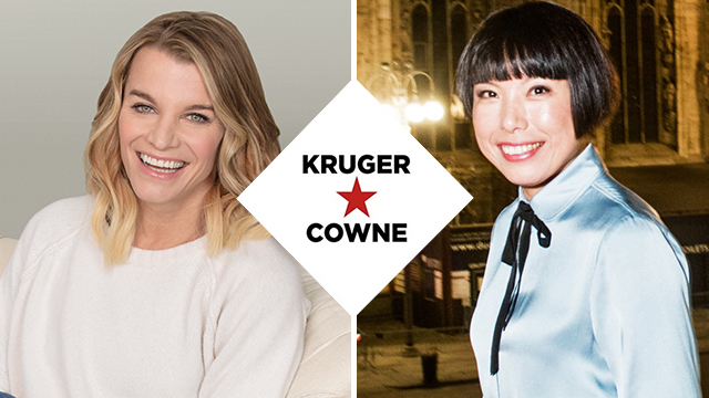 Angelica Cheung & Julie Montagu | June 2018 | Kruger Cowne Breakfast Club Event Image