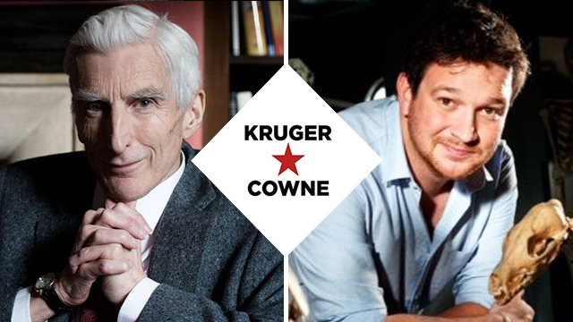 Lord Martin Rees OM & Dr. Ben Garrod | October 2018 | Kruger Cowne Breakfast Club Event Image