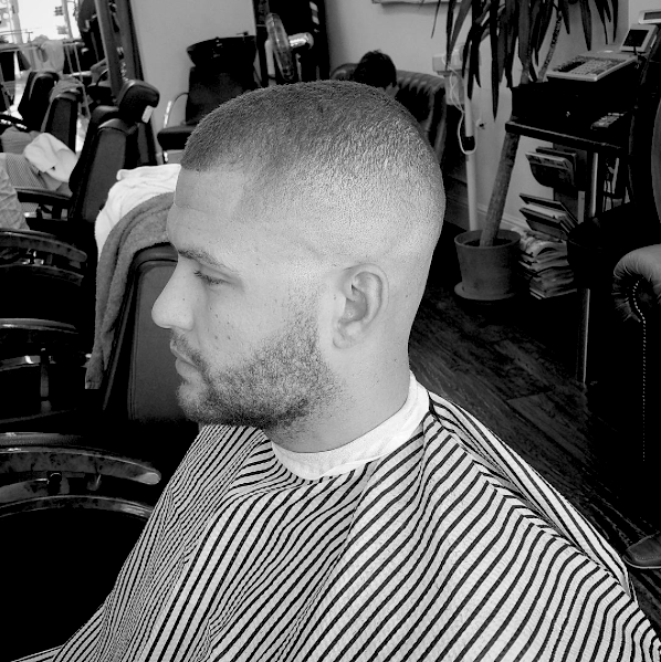 Best Barber Hairstyles If You're Losing Your Hair