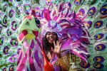 Leeds West Indian Carnival 2019 - Carnival Queen - leedscarnival.co.uk 2