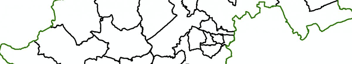 South Somerset map