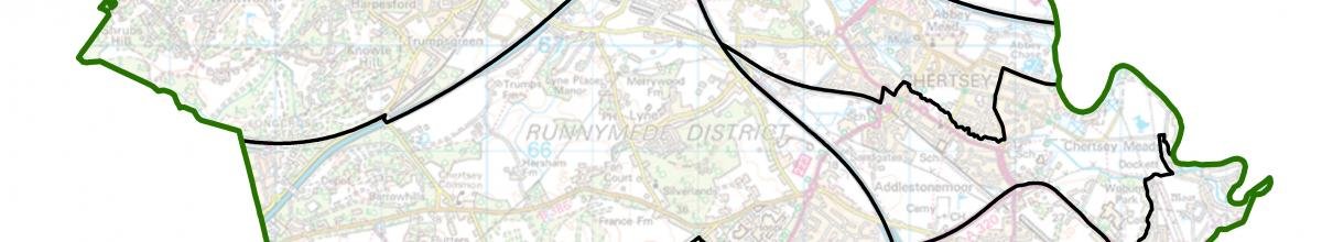 Runnymede Draft Recommendations Map