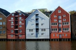 A Walking Tour of Historic Trondheim