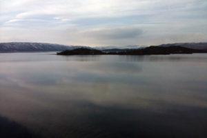 The Oslo to Bergen Railway