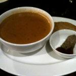 Reindeer soup