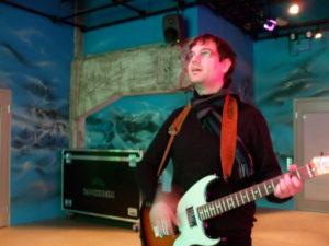 David's Inner Rock Star