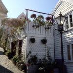 Wandering Gamle Stavanger in Norway