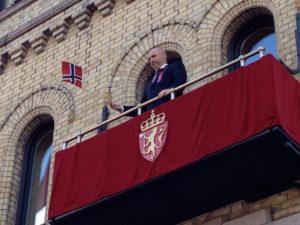 President of Norwegian Parliament