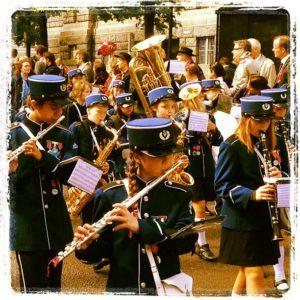 Norwegian Constitution Day parade