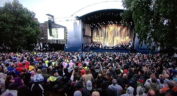 Oslo Memorial Concert